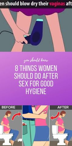 Health Discover 8 Things Women Should Do After Sex For Good Hygiene Health And Fitness Apps, Wellness Fitness, Health And Nutrition, Fitness Diet, Natural Health Tips, Health And Beauty Tips, Lose Weight, Weight Loss, Healthy Tips