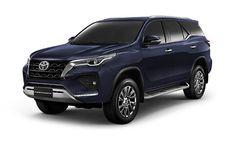 รุ่นและราคา Toyota Fortuner 2020 โฉมใหม่ และรุ่นพิเศษ Legender Toyota, Vehicles, Car, Automobile, Autos, Vehicle