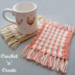 Crochet Mug Rug uk