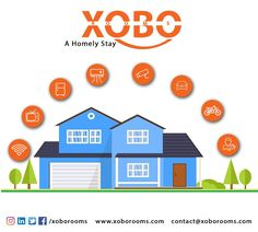 How do I look for paying guest accommodation in Noida? Are you looking for an answer? Worry not let me tell you some good ways to get your perfect accommodation. Nowadays there are many online websites are available on which you can look for accommodation to stay in Noida. One of them is XoboRooms, from this website you can get the PGs, Flats & Shared rooms on rent as per your requirement & budget. They offer you a fully flexible & hassle-free experience.