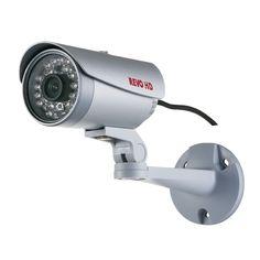 Direct IP Indoor/Outdoor Bullet #SecurityCamera 1080p #HD, Day/Night #NetworkCamera