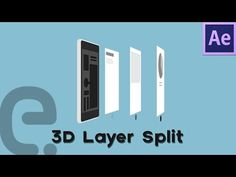 3D Layer Split Animation | Motion Graphics After Effects Tutorial #15 - YouTube