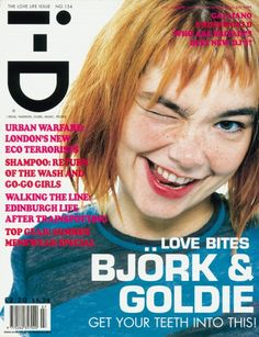 154. The Love Life Issue July 1996    Bjork    Photography by Lorenzo Agius