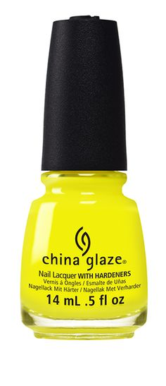 Electric Pink // China Glaze Lacquer in Glow With the Flow // Summer Nail Polish Trends 2015 Summer Nail Polish, Spring Nails, Summer Nails, China Glaze Nail Polish, Nail Polish Trends, Nail Polishes, Broken Nails, Nail Designs Spring, Blue Nails