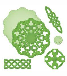 Spellbinders Shapeabilities Die Celtic Motifs