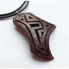 Coconut's shell pendant :-)