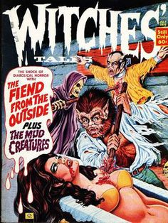Cover for Witches Tales (1969 series) #v5#4