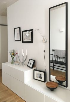The most beautiful ideas with the IKEA BESTÅ system # entrance area .- Die schönsten Ideen mit dem IKEA BESTÅ System The most beautiful ideas with the IKEA BESTÅ system Ikea Besta # entrance area decoration - Ikea Furniture, Furniture Makeover, Bedroom Furniture, Vintage Furniture, Furniture Ideas, Wood Bedroom, Furniture Removal, Modern Furniture, Interior Ikea