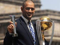 GoodNews - 2019 Cricket World Cup Trophy Touring Test Cricket, Icc Cricket, Cricket Match, Ms Dhoni Biography, Rajiv Gandhi Khel Ratna, Ms Dhoni Photos, World Cup Trophy, India Win, Dhoni Wallpapers