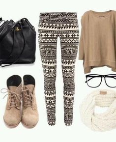 Cute leggings!