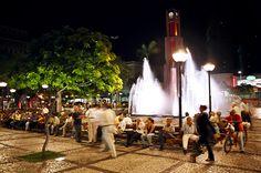 A Praça do Ferreira tem esse nome em referência ao Boticário Ferreira que em 1871, enquanto presidente da câmara municipal, fez uma reforma na área e urbanizou o espaço. Desde2001, após pesquisa popular, a praça foi declarada Marco Histórico e Patrimonial de Fortaleza pela lei municipal 8605 de20 de dezembrode 2001.
