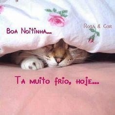 ✿⊱❥ Boa Noite! ⛄❄