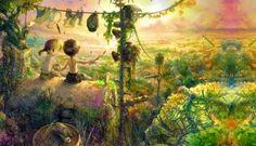 La descripción de paisajes y recuerdos | PaLaBraS  AzuLeS
