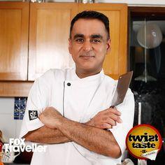 Vineet Bhatia : The Food Jockey!