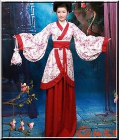 Tenue Chinoise Hanfu