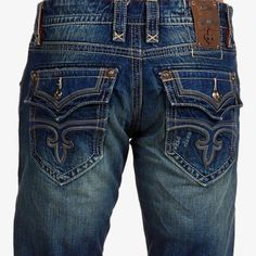 Rock revival jeans, the forsyth store has mens too straw dog Tall Men Fashion, Mens Fashion, Summer Wedding Menswear, Rock And Roll Jeans, Rock Style Men, Swag Style, Men's Style, Expensive Clothes, Rock Revival Jeans