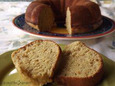 Living the Gourmet: ~ Banana Cake ~