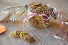 Friandises en bocal (amande, spéculoos)