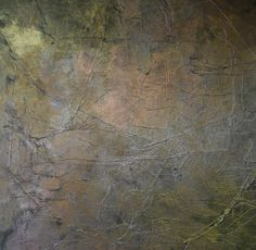 How to create an activated tissue paper finish with Modern Masters Metal Effects. Tutorial by NY artist Arlene McLoughlin. Faux Painting, Texture Painting, Painting Tips, Diy Wall, Wall Decor, Modern Masters, Paint Effects, Wall Finishes, Fireplace Wall