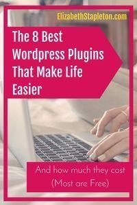 wordpress plugins   best plugins for wordpress   social warfare   Yoast seo   akismet