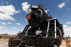 The Montreal Locomotive Works 1392 is packed up and ready get back on the tracks for the first time in 62 years. Old Montreal, Canada 150, Railway Museum, Steam Locomotive