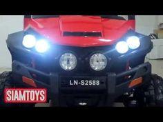 SIAMTOYS - รถเด็ก LNS2588 รุ่นใหญ่ 4X4 โทร. 0984746716 , Line ID : @siam...