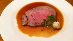 第3のお皿っ  ローストビーフっ 最高っ!でしたっ!\(//∇//)/  #下関 #EBISU #ステーキ #steak #ローストビーフ