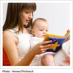 13 Things Babies Learn When We Read with Them | NAEYC For Families