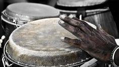 Malcolm X Park - Drum Circle, via Flickr.
