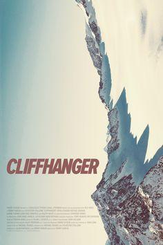 Poster for Cliffhanger by Scott Saslow. #cliffhanger #rennyharlin #sylvesterstallone #johnlithgow #michaelrooker #janineturner #rexlinn #carolinegoodall #paulwinfield #ralphwaite #90s #action #adventure #mountainclimbing #mountainclimbers #movieposter #graphicdesign #posterdesign #fanart #alternativefilmposter #alternativemovieposter #photoshop