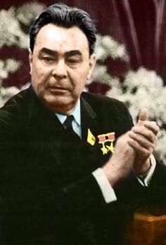 LEONID ILJIČ BREŽNĚV se stal v listopadu 1964 prvním tajemníkem KSSS