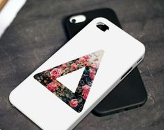 Bastille Floral Logo  iPhone 4 4S iPhone 5 5S 5C and by JKT48s, $11.99