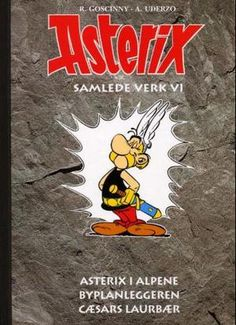 """Asterix - samlede verk - bok 6"" av René Goscinny"