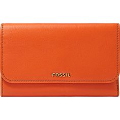 #Fossil, #LadiesSmallWallets, #LadiesWallets