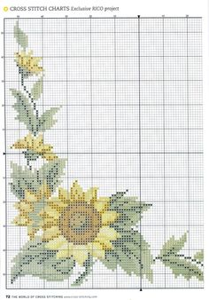 Sunflower corner