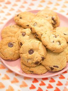 Chocolate Chip Cookies recipe from Katie Lee via Food Network