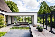 trivium | tuin ideeën | tuin ontwerp | luxury garden design | Hoog.design