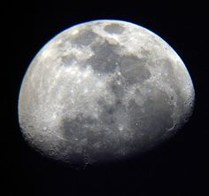 Moon Photography - Moon Photography Lesson and Moon Pictures