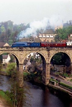 Knaresborough Viaduct, England