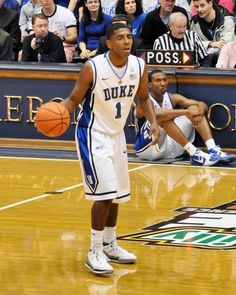Kyrie Irving Duke Blue Devils Photo #5 (Choose Size)