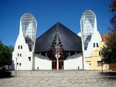 Image result for makovecz imre épületei Building, Travel, Image, Construction, Trips, Buildings, Viajes, Traveling, Architectural Engineering
