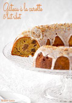 Alter Gusto   Gâteau à la carotte & lait ribot -