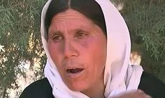 Mother saw jihadis parade heads of their victims through her village