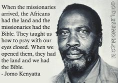 Christianity vs Colonialization