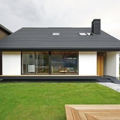 Casas de estilo asiático por 空間建築-傳 一級建築士事務所