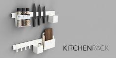 KitchenRack – Juncher Design