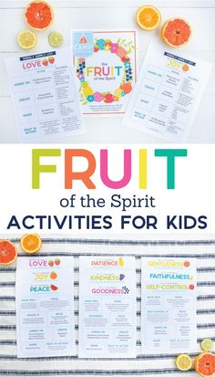 AMAZING New Christ-Centered Resource for Families This Summer - FREE Printable Looking for ways to point your kids to Jesus? This Fruit of the Spirit pack is full of simple ideas to teach kids about the Fruit of the Spirit in an engaging way. It's a hands Bible Study For Kids, Bible Lessons For Kids, Piano Lessons, Preschool Bible Lessons, Bible Verses For Kids, Fall Preschool, Preschool Ideas, Preschool Crafts, Sunday School Lessons
