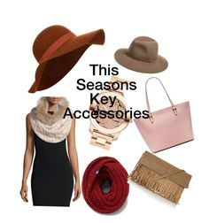 """""""Untitled #81"""" by sonalkailey on Polyvore featuring Accessorize, Sofia Cashmere, Keds, Hinge, Movado, Kate Spade and Topshop"""
