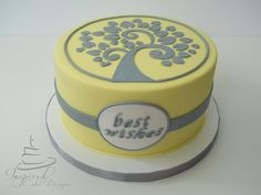 Tree of Life - Cake by InspiredCakeDesigns