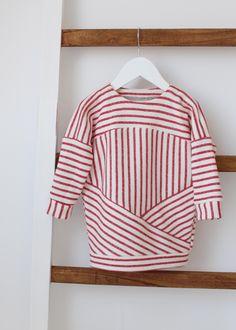 EVA SWEATER DRESS PDF PATTERN  Skill level: Intermediate ❤ love this one, named after my eva